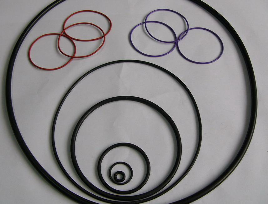 We made o-ring in both standard size and non-standard; choose from variety material as below